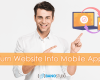 Turn Website Into Mobile App