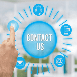 contact us for developing apps